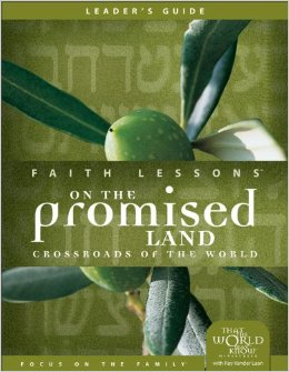 Faith Lessons on the Promised Land