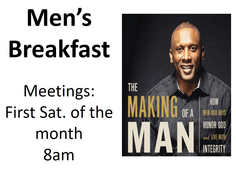 Men's Breakfast Study