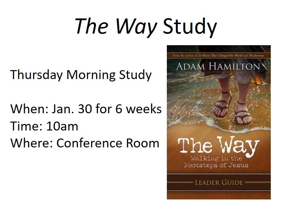 The Way Study