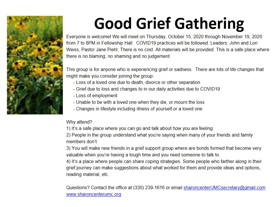 Grief Gathering