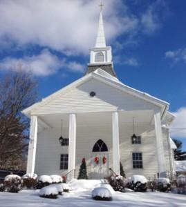 church-winter