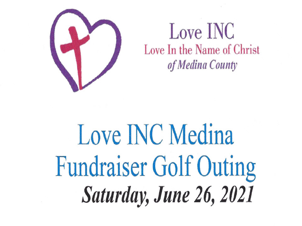 Love INC Medina Fundraiser Golf Outing